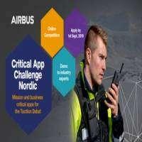 logo Critical App Challenge Nordic - Online Challenge