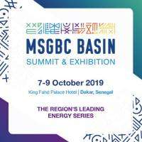 logo Oil And Gas Council, MSGBC Basin Summit And Exhibition, Senegal 2019