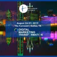 logo Digital Marketing Transformation Assembly in Dallas, Texas - August 2019