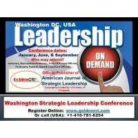 logo Washington Strategic Leadership Conference