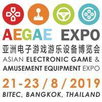 logo Asian Electronic Game & Amusement Equipment Expo