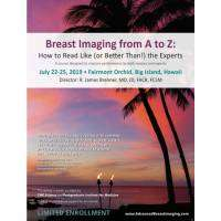 logo Breast Imaging A to Z: How to Read Like (or Better Than) the Experts-Hawaii