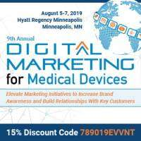 logo The 9th Digital Marketing for Medical Devices