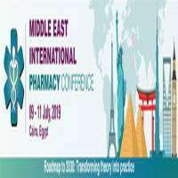 logo The Middle East International Pharmacy Conference