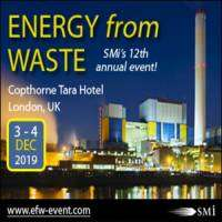 logo Energy from Waste 2019