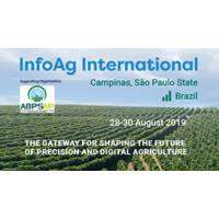 logo InfoAg International Conference and Exhibition, August 2019, Brazil