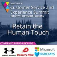 logo The Customer Service and Experience Summit 2019, London, UK
