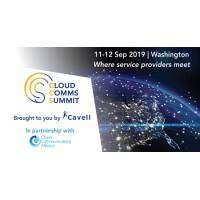 logo Cloud Comms Summit Washington 2019