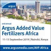 logo Argus Added Value Fertilizers Africa 2019