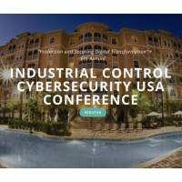 logo 6th annual Industrial Control Cyber Security USA Sep 24/25 Orlando Florida