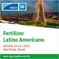 logo Fertilizer Latino Americano