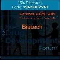 logo FierceBiotech 4th Drug Development Forum