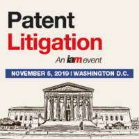 logo Patent Litigation 2019, November 5, Washington D.C.
