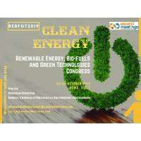 logo Renewable Energy, Biofuels and Green Technologies Congress (REBFGT2019)