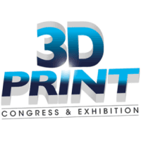 logo 3D PRINT Congress & Exhibition