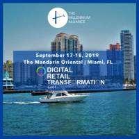 logo Digital Retail Transformation East in Miami, FL - September 2019