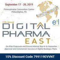 The 13th Digital Pharma East cover