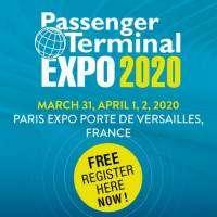 logo Passenger Terminal EXPO and Conference 2020: Paris, France - Mar 31 - Apr 2