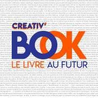 logo Creativ'Book, Le Livre au Futur