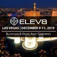 logo ELEV8 Las Vegas - Blockchain and Digital Asset Conference - December 9-11