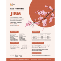 logo 5th Japan International Business and Management Research Conference (JIBM)