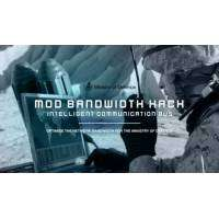 logo MoD Bandwidth Hackathon: Intelligent Communication Bus