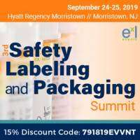 logo 3rd Safety Labeling and Packaging Summit