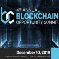 logo 4th Annual Blockchain Opportunity Summit