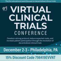logo Virtual Clinical Trials Conference