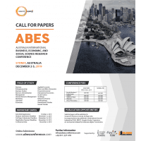logo Australia International Business, Economic, and Social Science Research Conference (ABES)