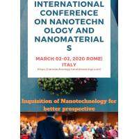logo International Conference On Nanotechnology And Nanomaterials
