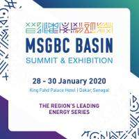 logo Oil And Gas Council, MSGBC Basin Summit And Exhibition, Senegal 2020
