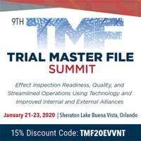 logo 9th Trial Master File Summit
