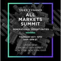 logo Yahoo Finance All Markets Summit: Generational Opportunities