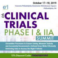 logo Clinical Trials Phase I & IIA Summit