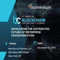 logo 4th Blockchain Opportunity Summit