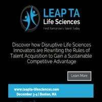 logo LEAP TA: Life Sciences 2019