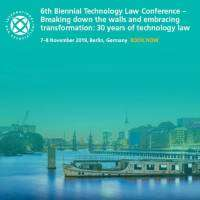 logo 6th Biennial Technology Law Conference