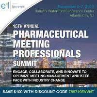 logo 15th Pharmaceutical Meeting Professionals Summit