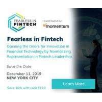 logo Fearless in Fintech