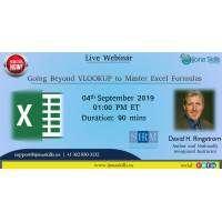 logo Going Beyond VLOOKUP to Master Excel Formulas
