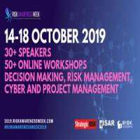 logo Risk Management Awareness Week 2019 - ONLINE CONFERENCE