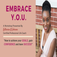 "logo ""Embrace Y.O.U."" - Achieve your GOALS, gain CONFIDENCE and have SUCCESS!"
