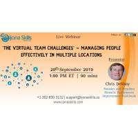 logo The Virtual Team Challenges