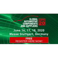 logo Global Automotive Components and Suppliers Expo 2020 - Stuttgart, Germany