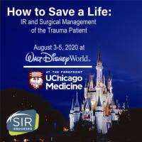 logo IR and Surgical Management of the Trauma Patient at Disney Aug 3-5, 2020