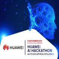 logo Huawei AI Hackathon