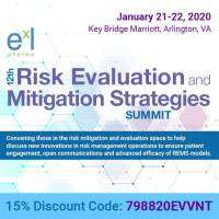 logo 12th Risk Evaluation and Mitigation Strategies Summit (REMS)