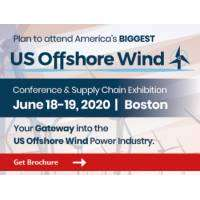 logo 5th Annual US Offshore Wind 2020 Conference and Exhibition, Boston, MA, USA