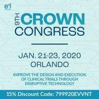 logo 9th CROWN Congress